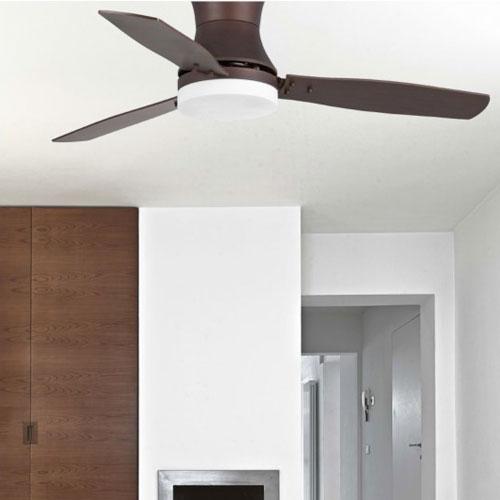 FARO Tonsay 33386 Ventilatore da Soffitto Marrone