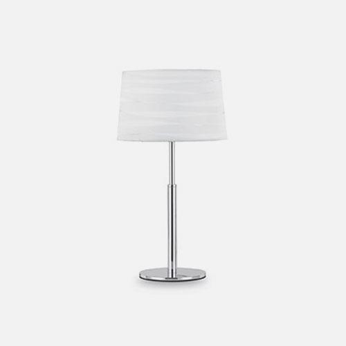 Ideal lux isa tl1 016559 lampada da tavolo 1 luce bianco - Ideal lux lampade da tavolo ...