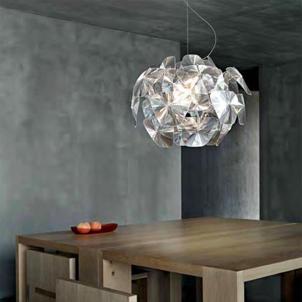 Luceplan hope d66 12 lampadario moderno for Hope lampadario