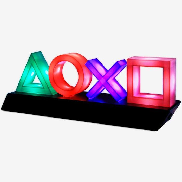 PELADONE PP4140PS Lampada Playstation Icons Lighs Multicolore