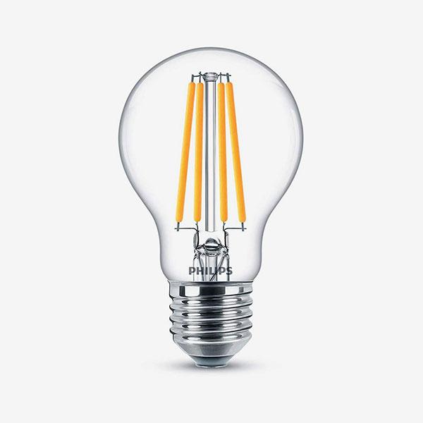 PHILIPS 929002026117 Lampadina a LED E27 11w = 100w Luce Calda