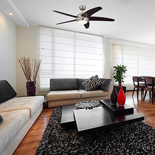Westinghouse Bendan 7255740 Ventilatore da soffitto pale Wengè