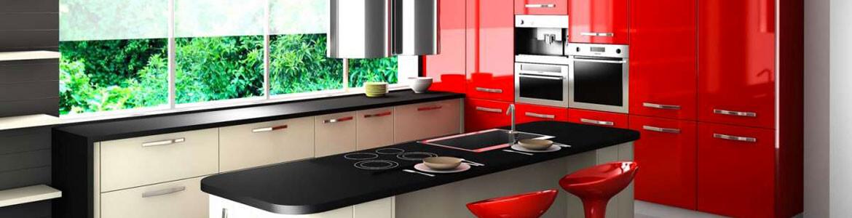 Carta da parati per mobili autoadesiva per rinnovare la cucina - Rinnovare mobili cucina ...