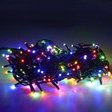 500 Luci di Natale Multicolore interno ed esterno