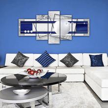 DEKOARTE 262 Quadro Moderno di Design Astratto con Texture