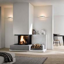 ARTEMIDE Mesmeri 0918010A Lampada Design Parete LED Bianco