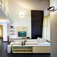 ARTEMIDE Mesmeri 0918020A LED lampada di design da parete cromo