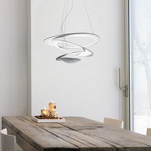 ARTEMIDE Pirce Mini Halo 1237010A Lampadario di Design Bianco