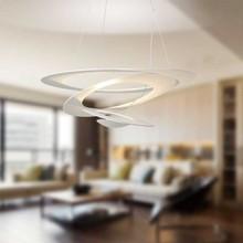 ARTEMIDE Pirce Mini LED 1256W10A Lampadario di Design Bianco