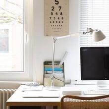 ARTEMIDE Tolomeo Micro Tavolo A011800 Lampada di Design Alluminio