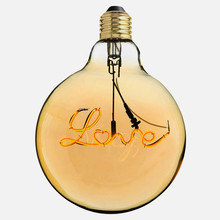 AMARCORDS DLove Lampadina a LED Decorativa Dimmerabile