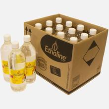 ETHALINE Bioetanolo Offerta 12 litri in Flaconi Singoli Inodore Garantito