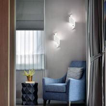 FABAS Fanes 3426-21-102 Lampada Moderna da Parete a LED Bianco
