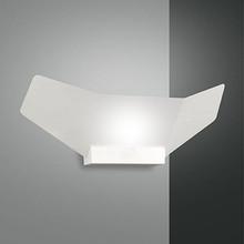 FABAS Flap 3475-21-102 Lampada Moderna da Parete Bianco
