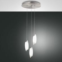 FABAS Roxie 3300-47-178 Lampadario Moderno a LED 3 Luci