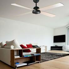 FARO Ibiza 33288 Ventilatore da Soffitto Marrone Plywood