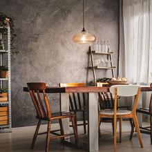 FABAS Ela 3489-40-125 Lampadario Moderno Ambra