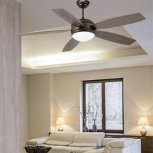 FARO Vanu 33314 Ventilatore da Soffitto con Luce Marrone