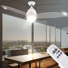GLOBO Premier 0300 Ventilatore da Sofitto con Luce a LED