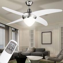 GLOBO Cabrera 03060 Ventilatore da Soffitto con Luce Bianco