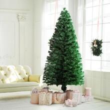 HOMCOM IT830-0610631 Albero di Natale LED 230 Rami 180cm