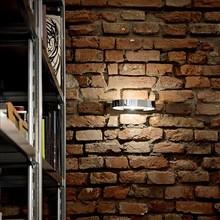 IDEAL LUX Zed 115160 Lampada da Parete a LED Cromo
