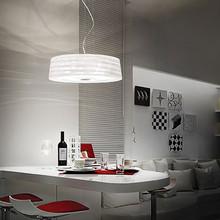 IDEAL LUX Isa SP4 043531 Lampadario Moderno 1 Luce Bianco