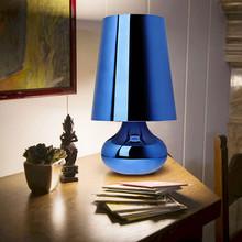 KARTELL Cindy 9100M5 Lampada di Design da Tavolo Blu
