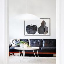 KARTELL Neutra 909003 Lampadario di Design Bianco