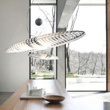 LUCEPLAN Titania D17 Lampadario di Design Alluminio