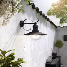 Philips Topiary 0181630PN Lampada Esterno da Parete Nero
