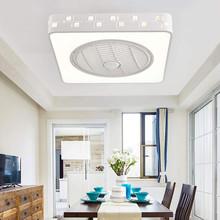 RREN 514250 Ventilatore da Soffitto a Plafoniera 3 velocità LED 70w