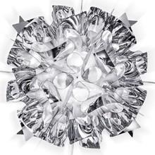 Plafoniera Slamp Veli Silver Large
