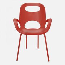 UMBRA Oh Chairs Sedia Moderna Rossa