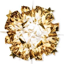 Lampada Slamp Veli gold Mini Parete