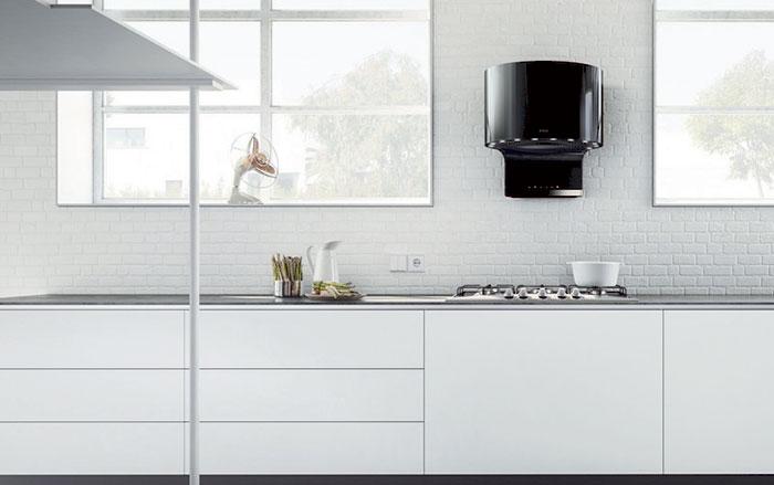 L-Original di Elica: La cappa per cucina di design tecnologicamente ...