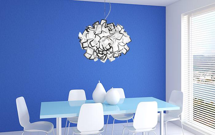 Lampadari moderni famosi la collezione di for Designer interni famosi