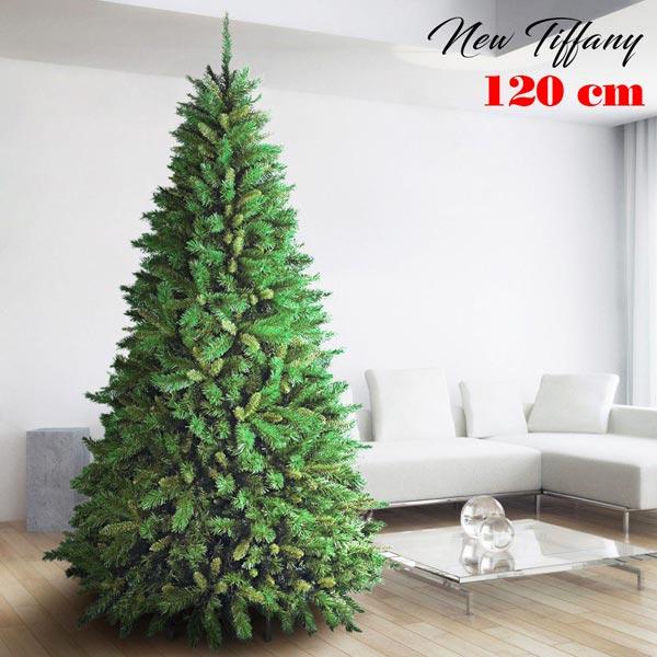 Albero di Natale Finto 120cm New Tiffany