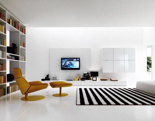 Arredamento moderno stile contemporaneo