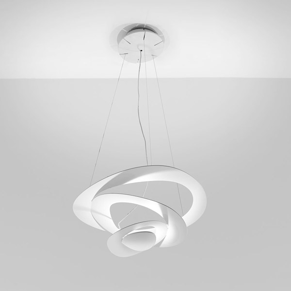 Lampadario pr camera da letto ARTEMIDE Pirce Micro LED