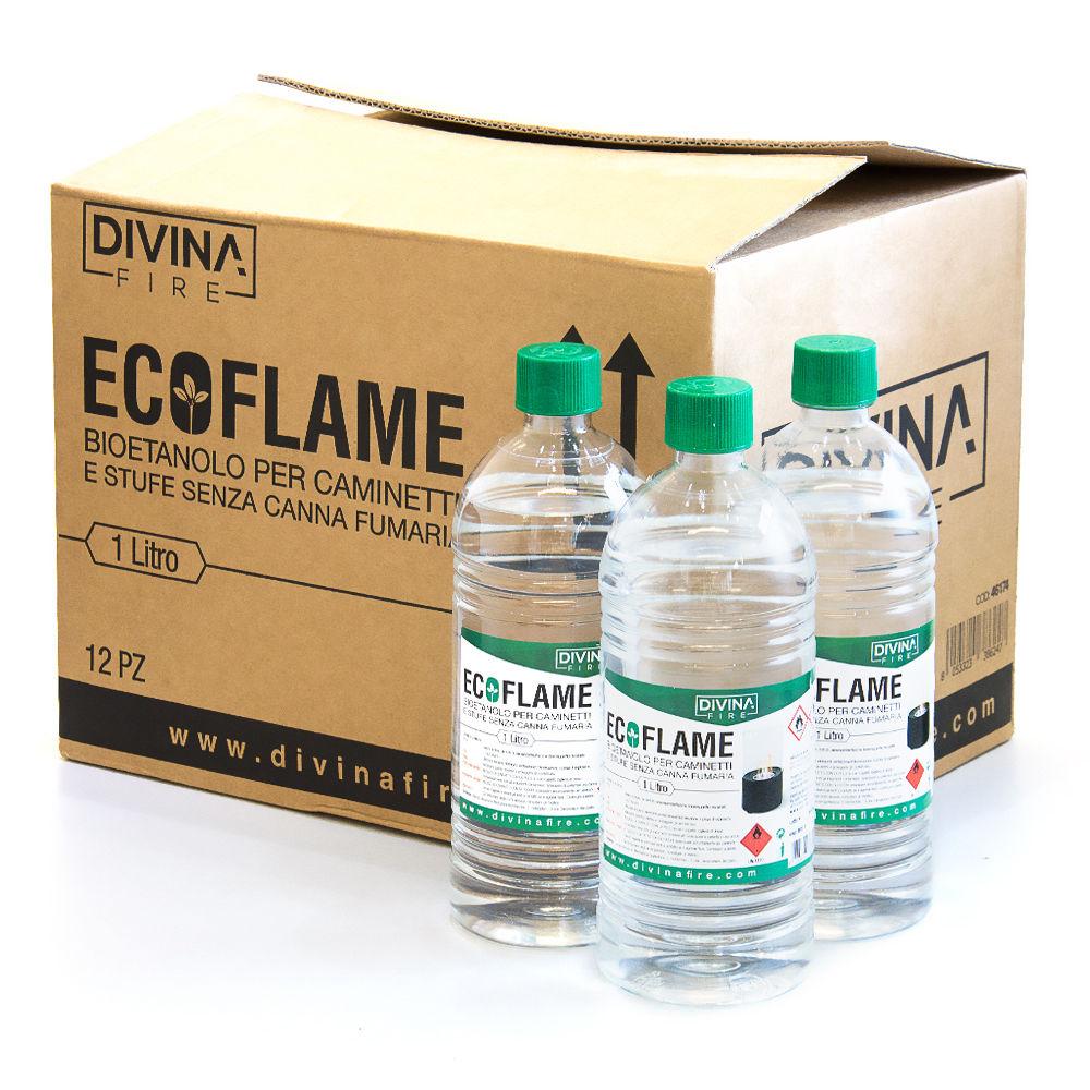 Bioetanolo per biocaminetti alta qualità