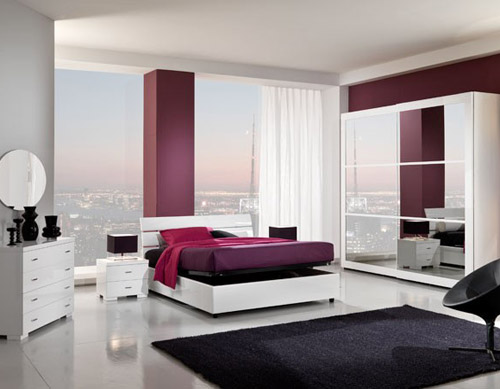 Arredamento moderno tendenze e consigli stanza per stanza - Stanza da letto moderna ...