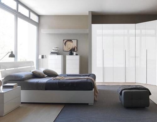 Arredamento moderno tendenze e consigli stanza per stanza - Stanza da letto moderna prezzi ...