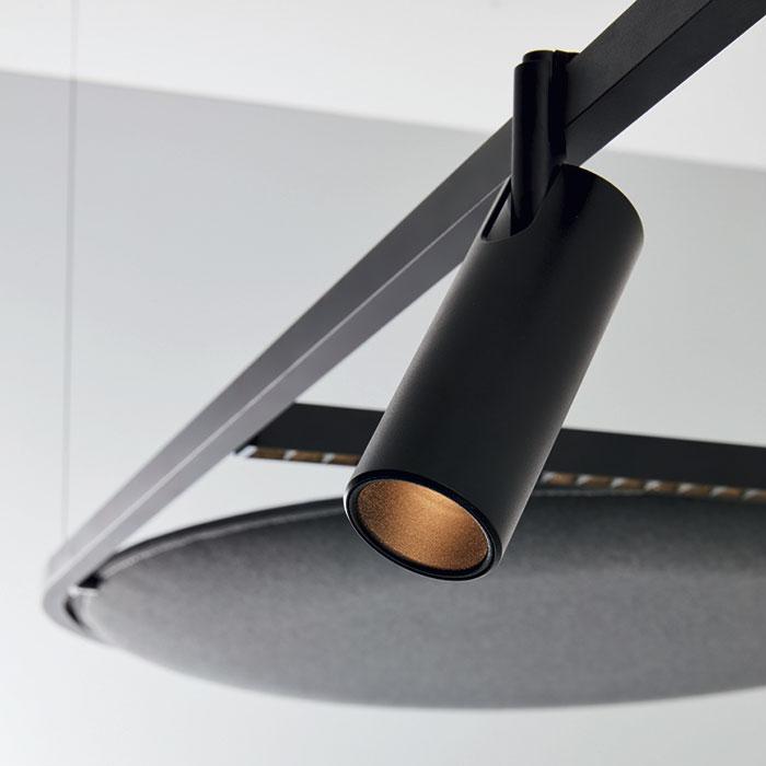 DeltaLight Soliscape dettagli lampada