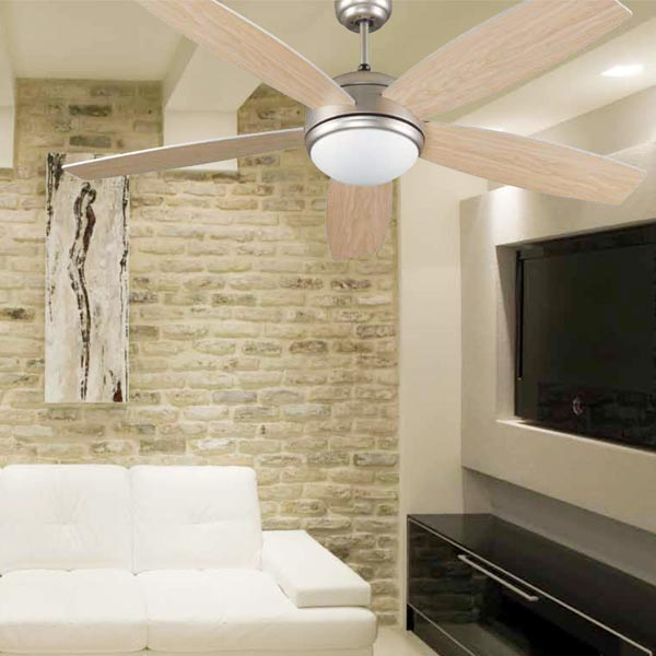 Ventilatori a soffitto da acquistare per l'estate FARO Vanu Beige