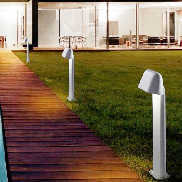 Lampioni da giardino economici 3 modelli consigliati for Lampioni da giardino obi