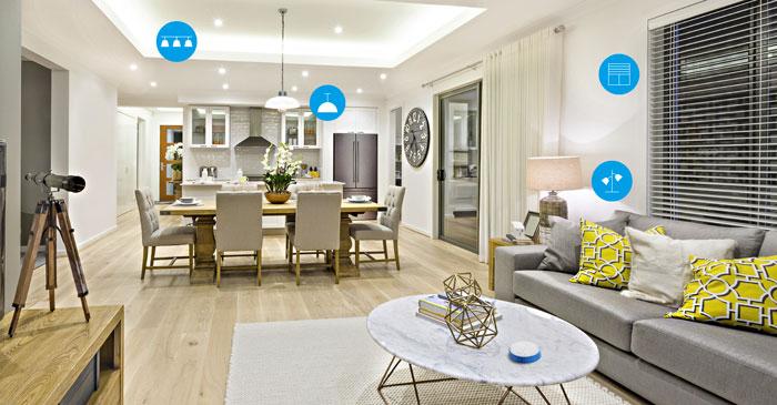 Finder YESLY è l'innovativo sistema grazie al quale potrai rendere la casa intelligente
