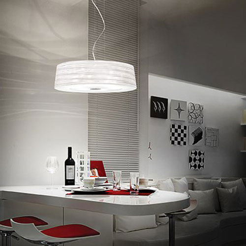 Lampadario Ideal Lux Isa SP4