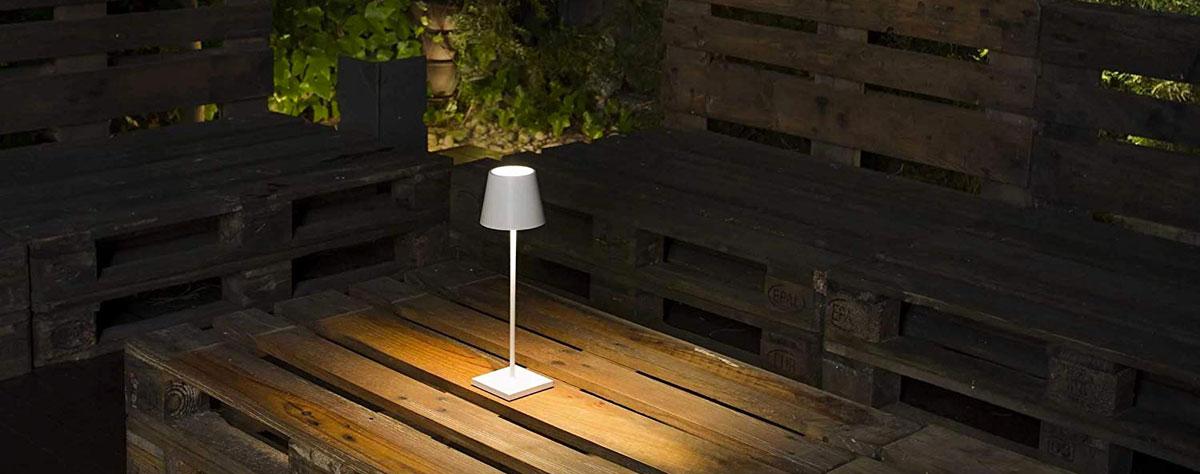 LAMPADE DA TAVOLO per Esterno | site:name