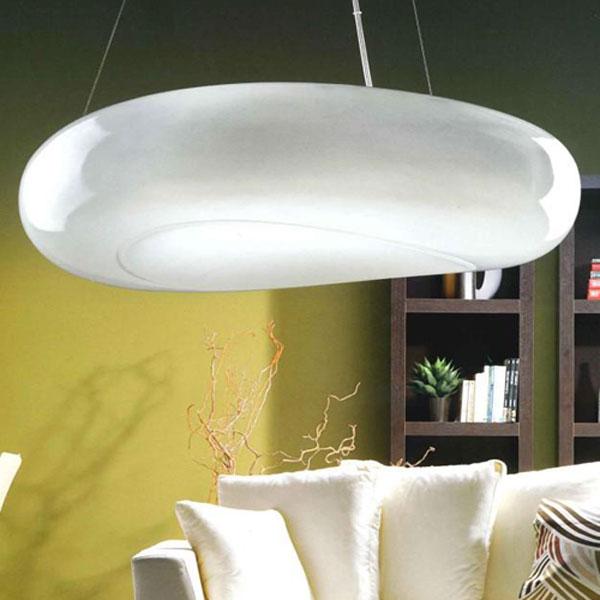 Lampadario moderno per arredamento del soggiorno